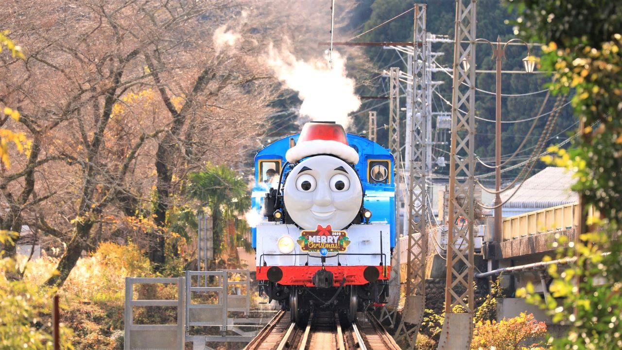 大井川鉄道トーマス号